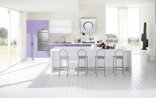 Cucina moderna lilla cucina moderna cm con for Arredissima ingrosso arredamenti