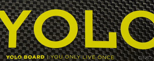 YOLO! | by georgemikodesigns.com