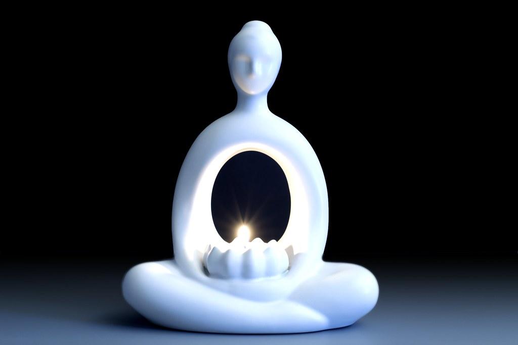 Zen Monk Candle Airguy1988 Flickr