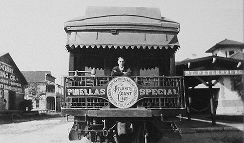 Pinellas Special about to move out in the 1920s | by TPavluvcik