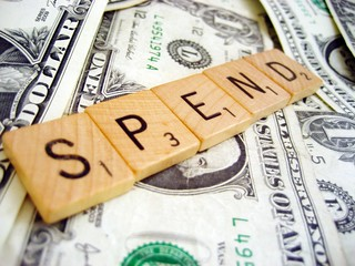 Spending Money | by 401(K) 2013