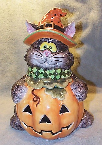 Fitz And Floyd Halloween