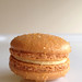Salted Caramel Macaron