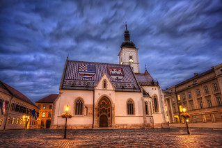 A Stormy Night in Zagreb | by TheFella