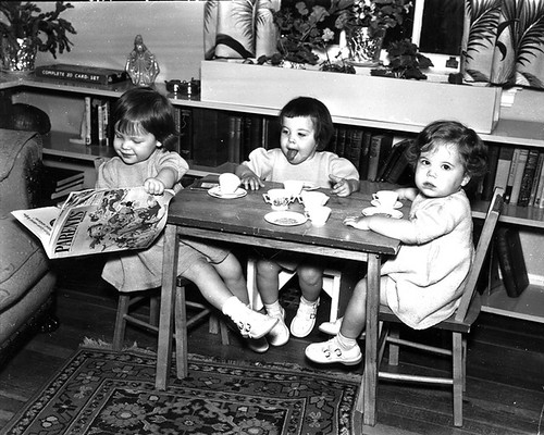 The McLinlock Triplets | by Galt Museum & Archives on The Commons