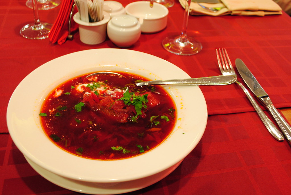 Moscow restaurant shashlyk mashlyk appaloosa all for Cucina russa
