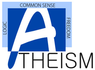 Atheism Logo | by myersg2010