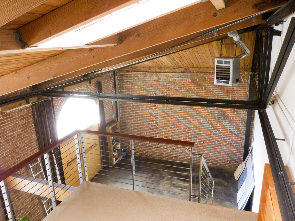 West Oakland Loft For Rent View Of Primary Studio Area Fro Flickr