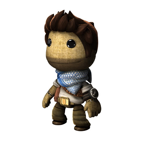 PS Move - LittleBigPlanet: Nathan Drake Costume | by PlayStation.Blog
