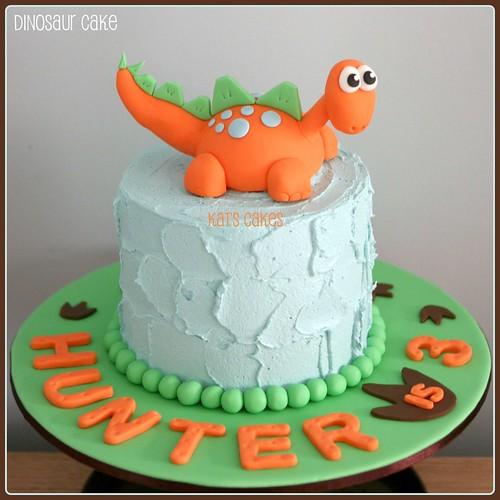 Dinosaur Cake Dinosaur Cake Theme Dinosaur Cake White