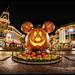 Happy HalloweenTime from Disneyland !!