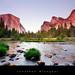 Atardece en el Valle de Yosemite - EXPLORE Nov 2, 2011 #67 -
