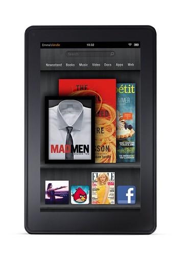 Amazon Kindle Fire | by IntelFreePress
