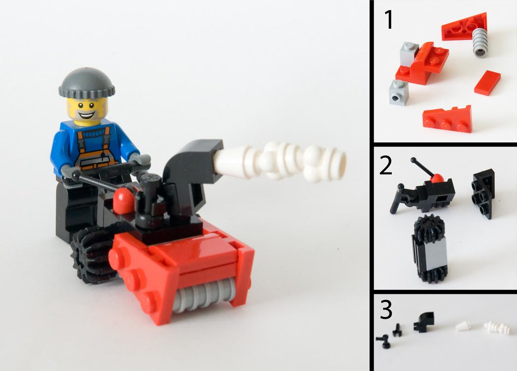 Snowblower Instructions Breakdown Of How I Built The Sno Flickr