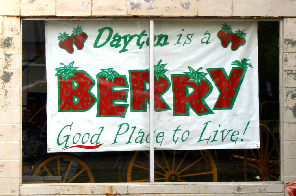 Dayton is a berry good place to live dayton tn is best for Good place to live