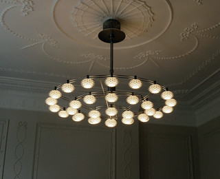 FOC Palm Chandelier | by Freedom Of Creation