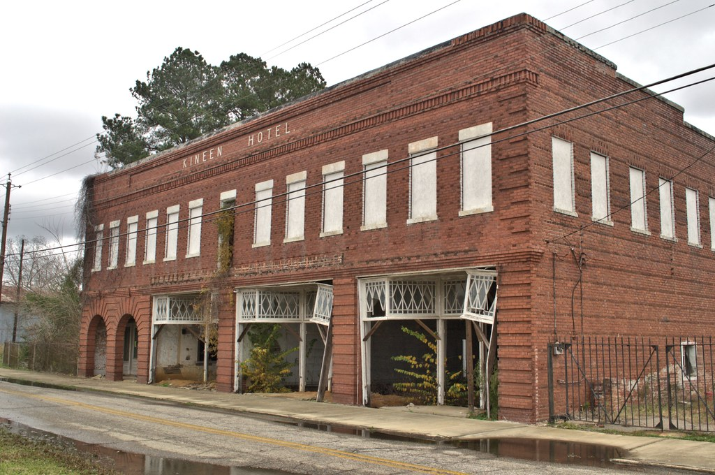 Kineen Hotel Main St Mayesville Sc Terry Lewis Flickr