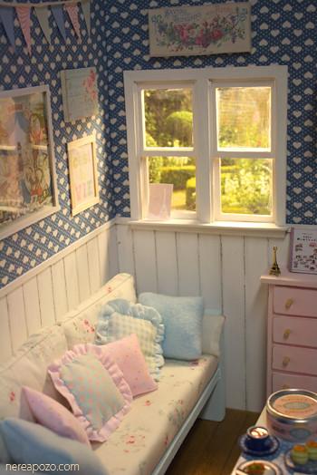 Heartstown Living Room Diorama Scale Dolls Keera Flickr