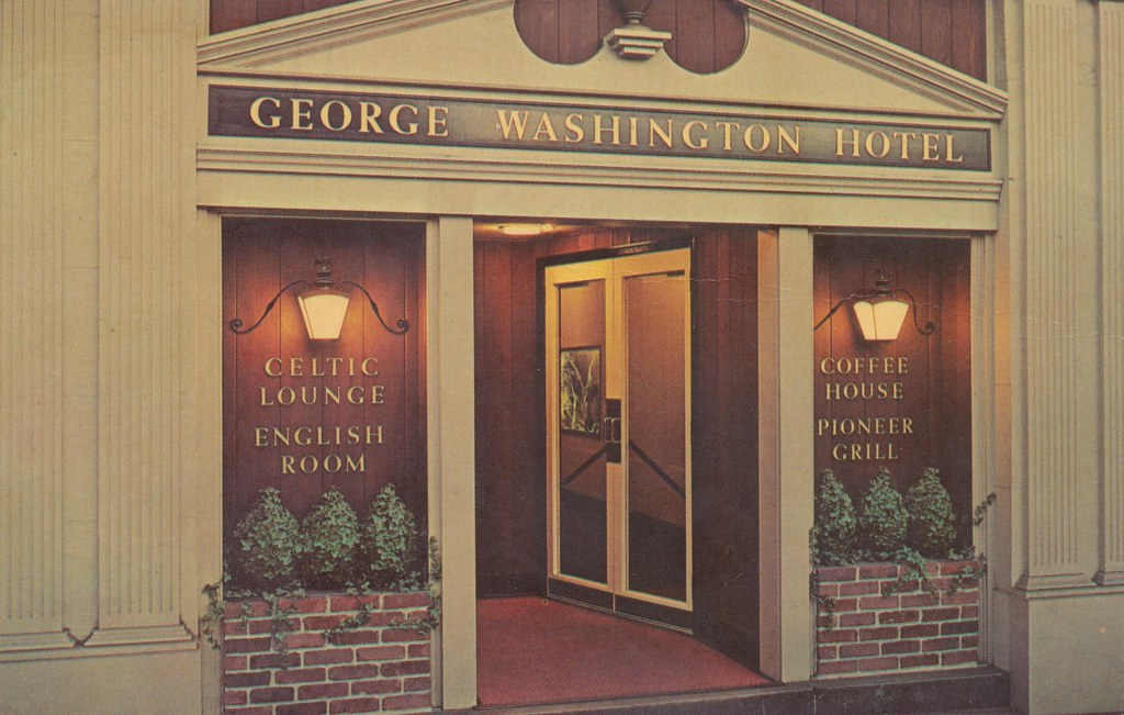 George Washington Motor Hotel - Washington, Pennsylvania