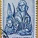 fine stamp Switzerland Helvetia 5FR Schweiz Swiss Suizze Suisse timbres postes-timbre selo sellos francobolli bollo Switzerland Mapka Marka Briefmarke Schweiz St. Saint Marcus Hl. Markus