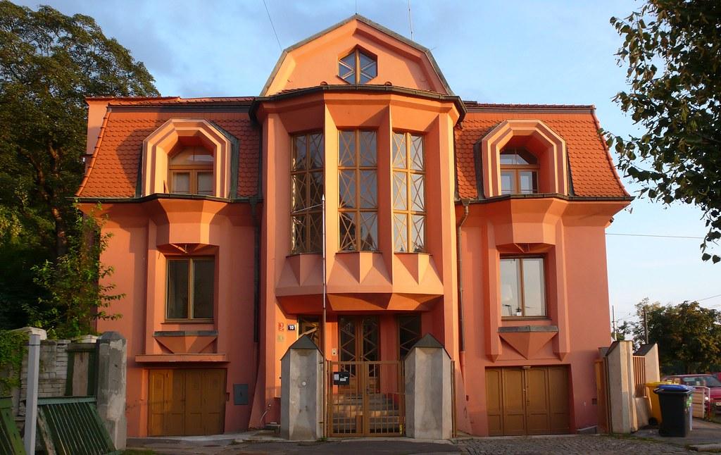 423 praga arquitectura cubista y flickr - Cubismo arquitectura ...