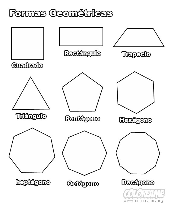 figuras-geometricas-para-colorear | Mary Navarro | Flickr