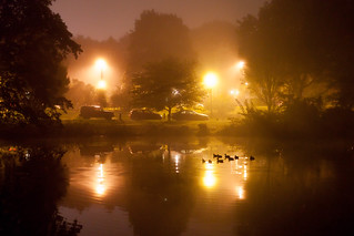 Night Fog - Albany, NY - 2011, Sep - 06.jpg | by sebastien.barre