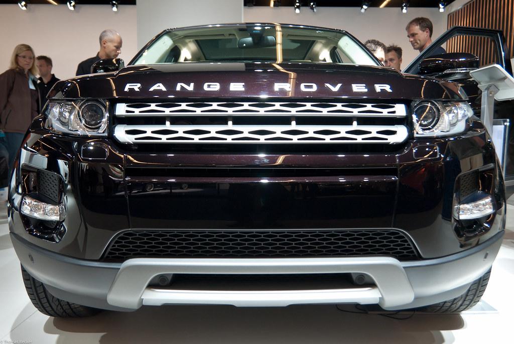 Range Rover Evoque (71443) | Range Rover Evoque in Barolo ...