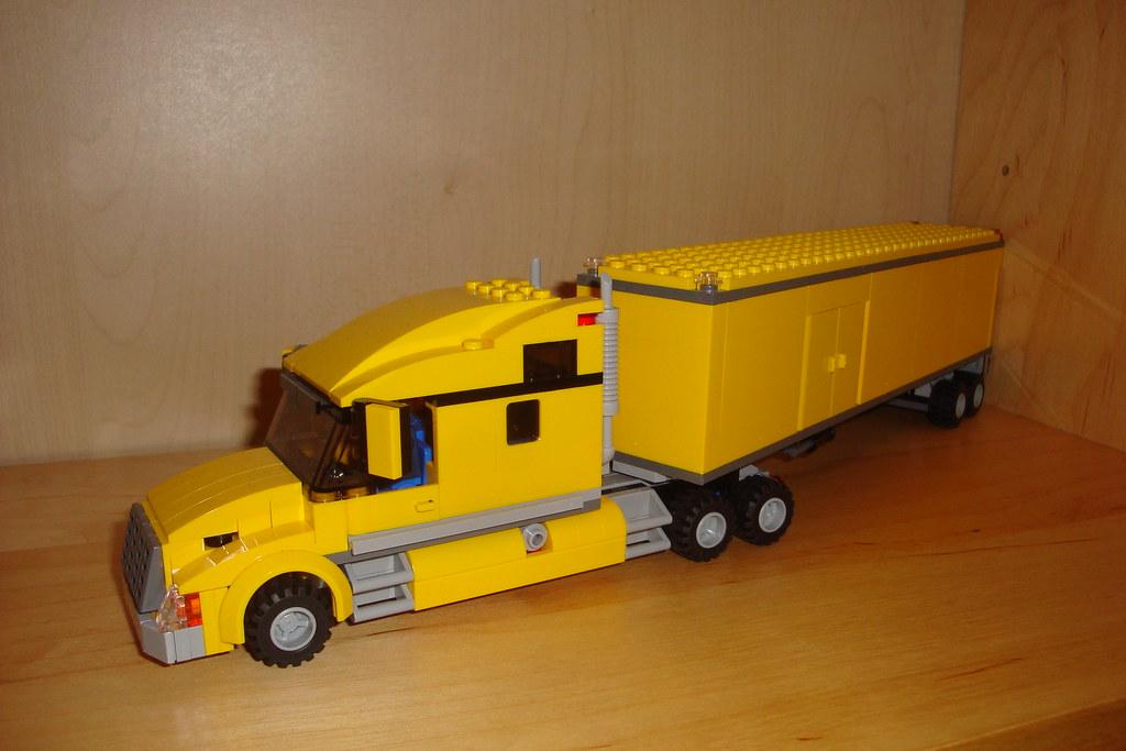Lego Volvo Truck Owner Operator Anthony Flickr