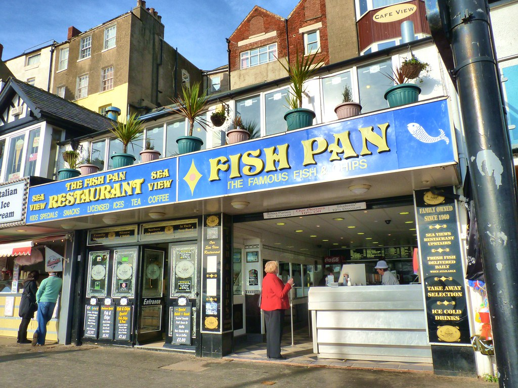 The Fish Pan - Foreshore Road, Scarborough | Eat in or takea… | Flickr