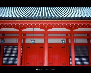 红 /  a Red Palace | by blackstation