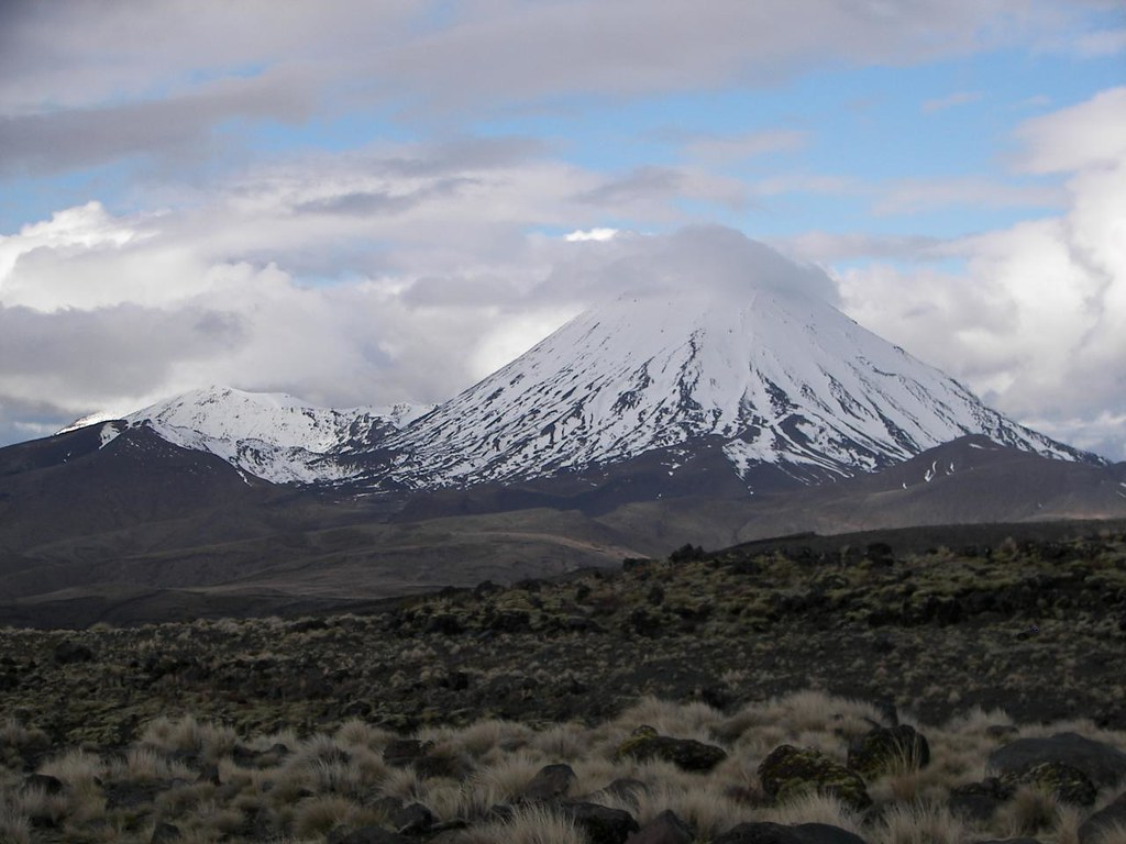 Mt Ruapehu Ski Fields | Mt Ruapehu Ski Fields | Flickr