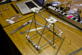 RepRap Huxley Build | by bert_m_b