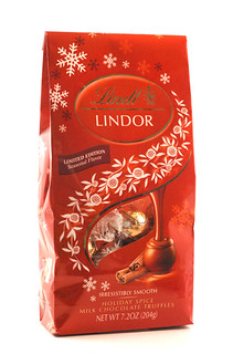 Lindt Lindor Holiday Spice Milk Chocolate Truffles Bag | by princess_of_llyr