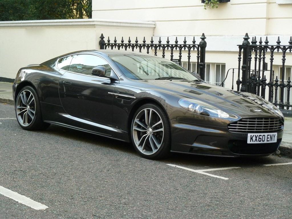 Aston Martin DB9 | Ben | Flickr