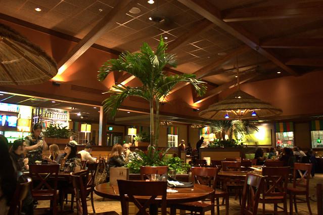 Bahama Breeze Restaurant In Woodbridge Nj