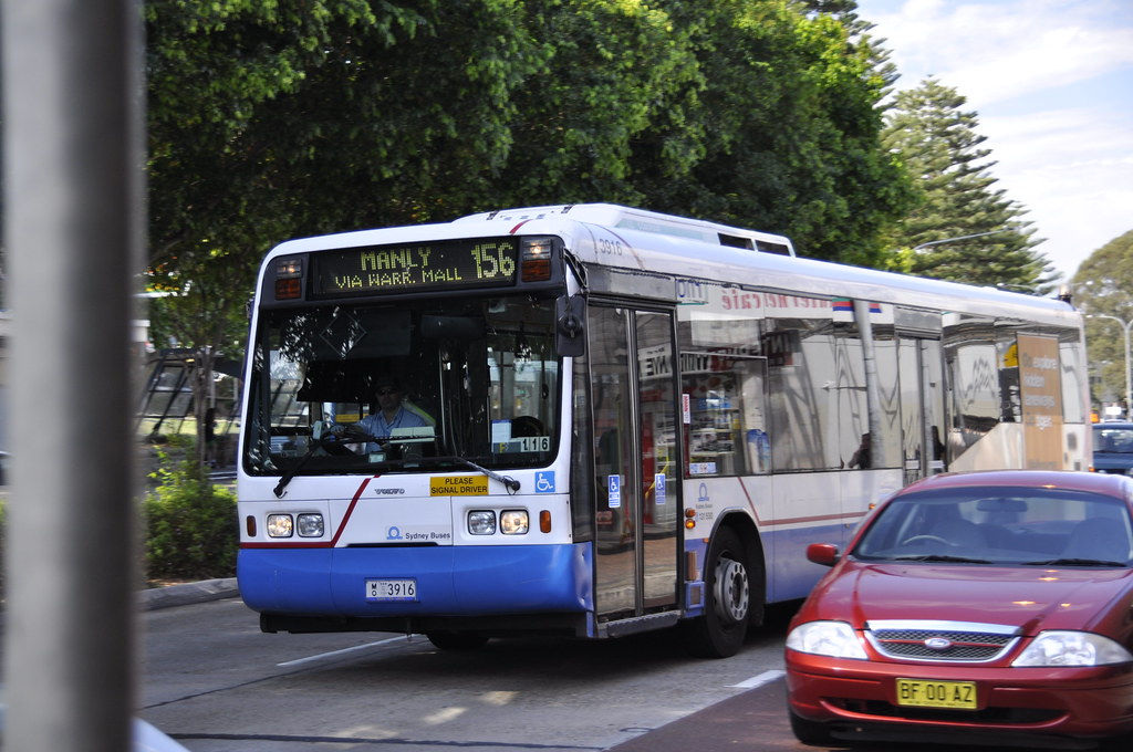 Sydney Buses- Volvo 3916 (Route 156 Manly via Warringah Ma… | Flickr