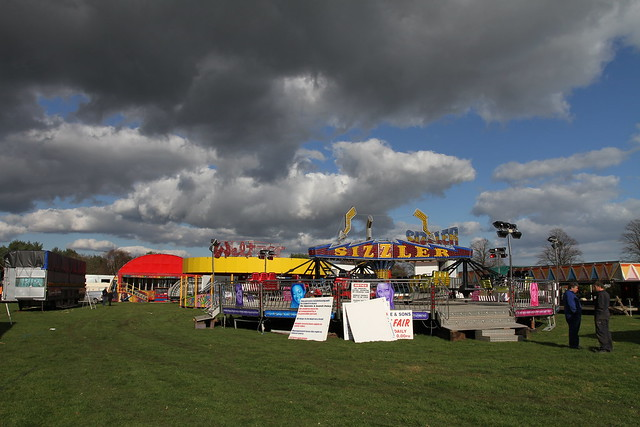 FunFair At Redhill Park Bournemouth