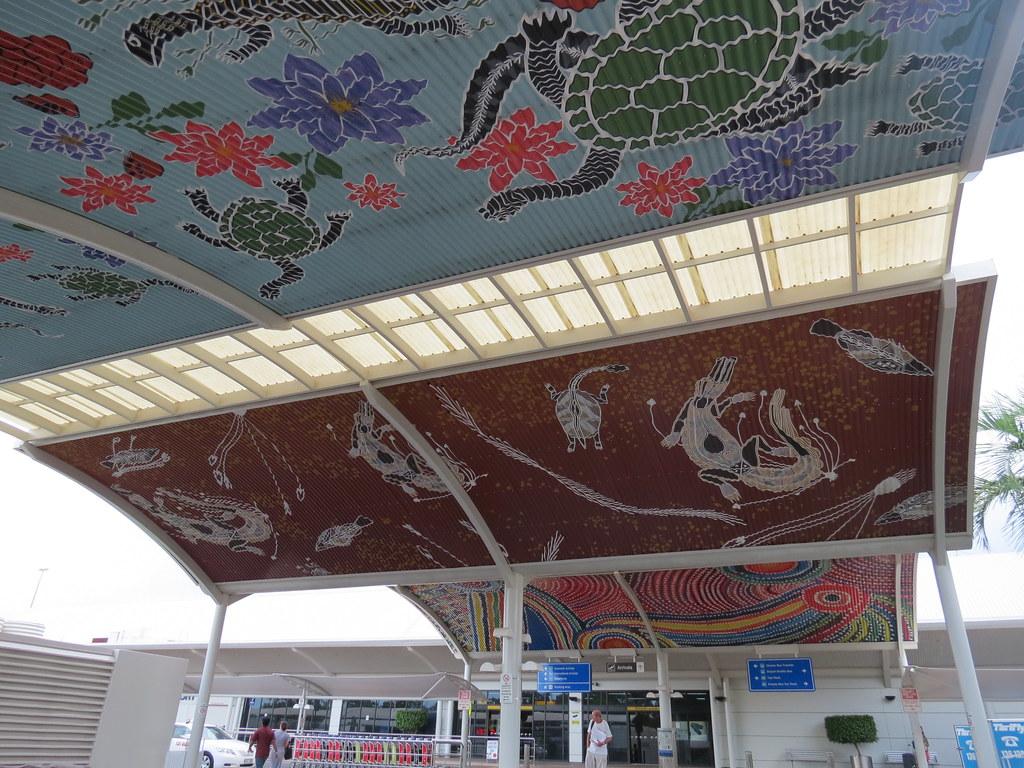 Darwin Airport Car Hire Review