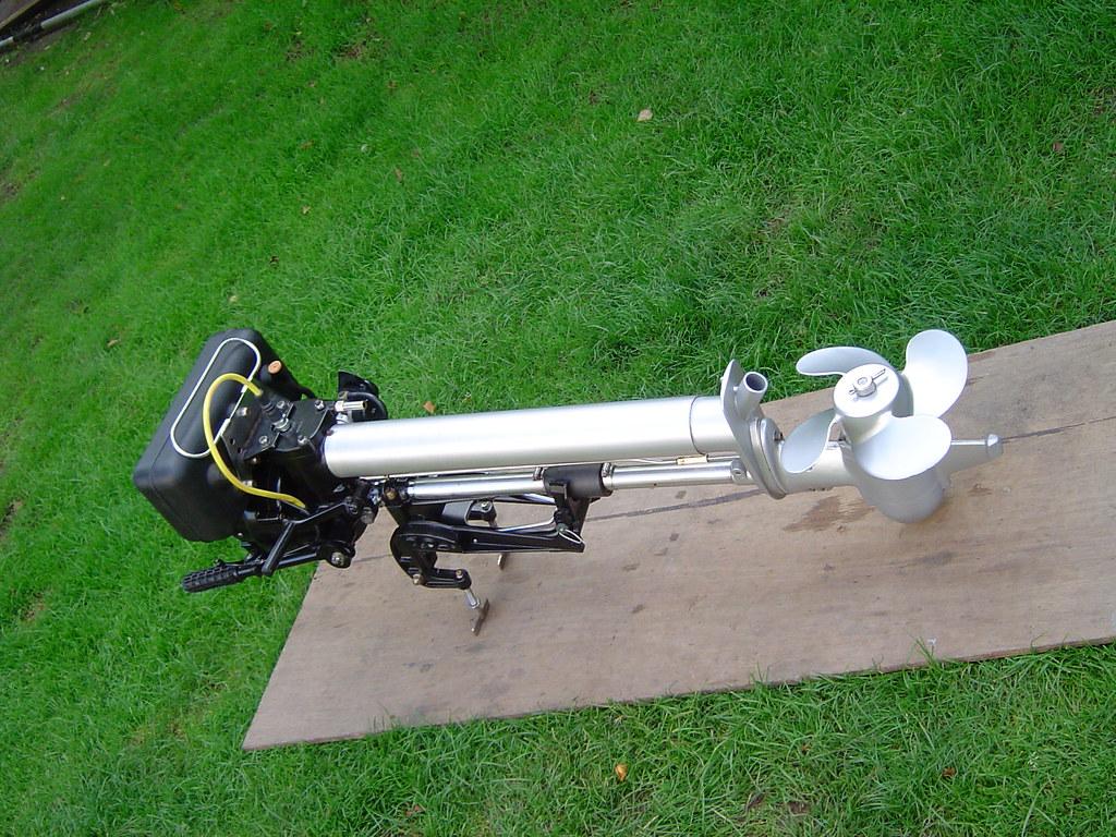 British seagull qb 6hp kingfisher outboard motor restorati for Outboard motors for sale in delaware