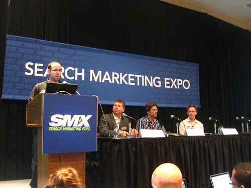 SMX East 2011 Panel | by searchmarketingexpo