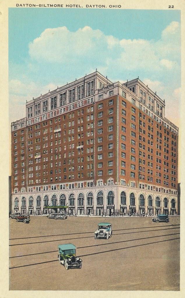 Dayton-Biltmore Hotel - Dayton, Ohio