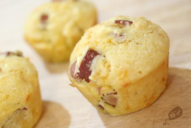 Corn dog muffins | Flickr - Photo Sharing!