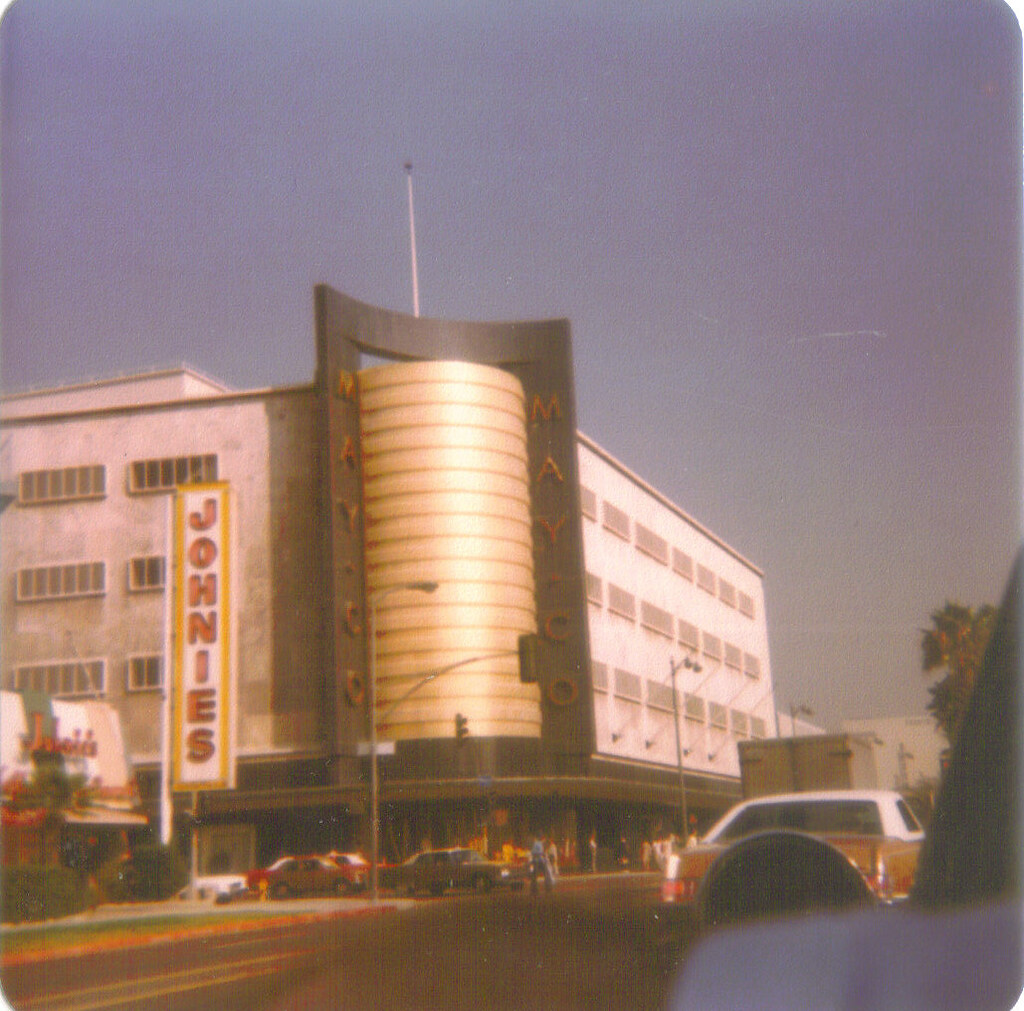 the may company wilshire and fairfax los angeles 1977 flickr