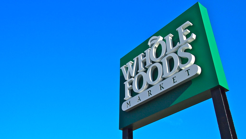 Whole Foods Jamaica Plain Sign | Steve Garfield | Flickr