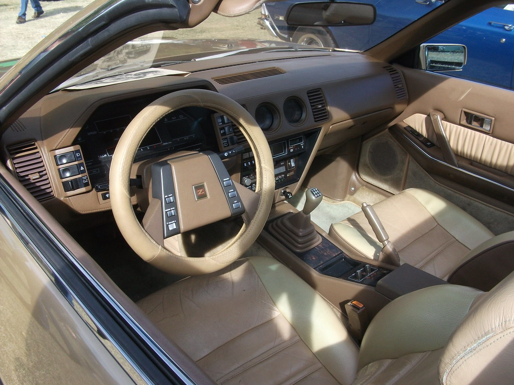 ... 1985 Nissan 300ZX Interior | By Dave_7 Photo Gallery