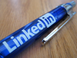 LinkedIn pen | by TheSeafarer