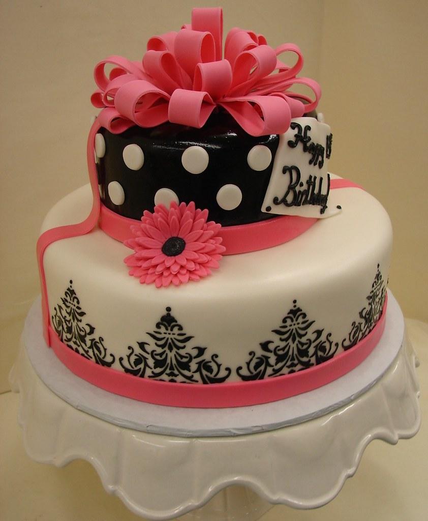 Glitz Amp Glam Birthday Cake Glitz Amp Glam Birthday Cake