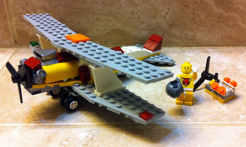 LEGO Master Builder Academy | MBA Level 2 - Kit 4 : Flight D… | Flickr