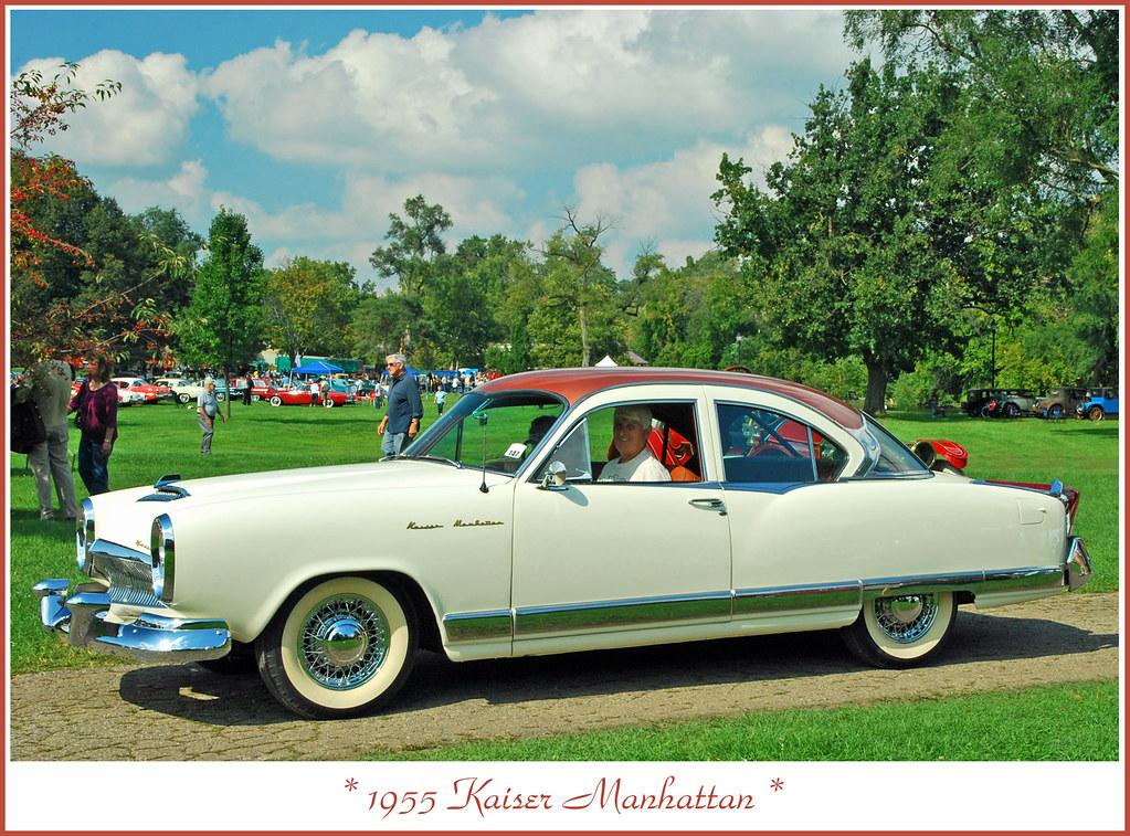 1955 kaiser manhattan all of my classic car photos can. Black Bedroom Furniture Sets. Home Design Ideas